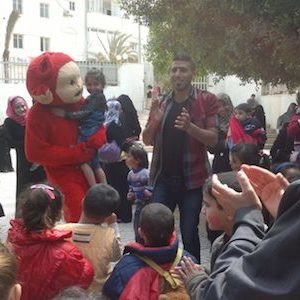 Trauma Project for Children in Gaza